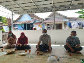 Kunjungan PPKM di RW 09 Kampung Suryoputran